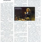 Articol din revista Actualitatea Muzicala nr.11